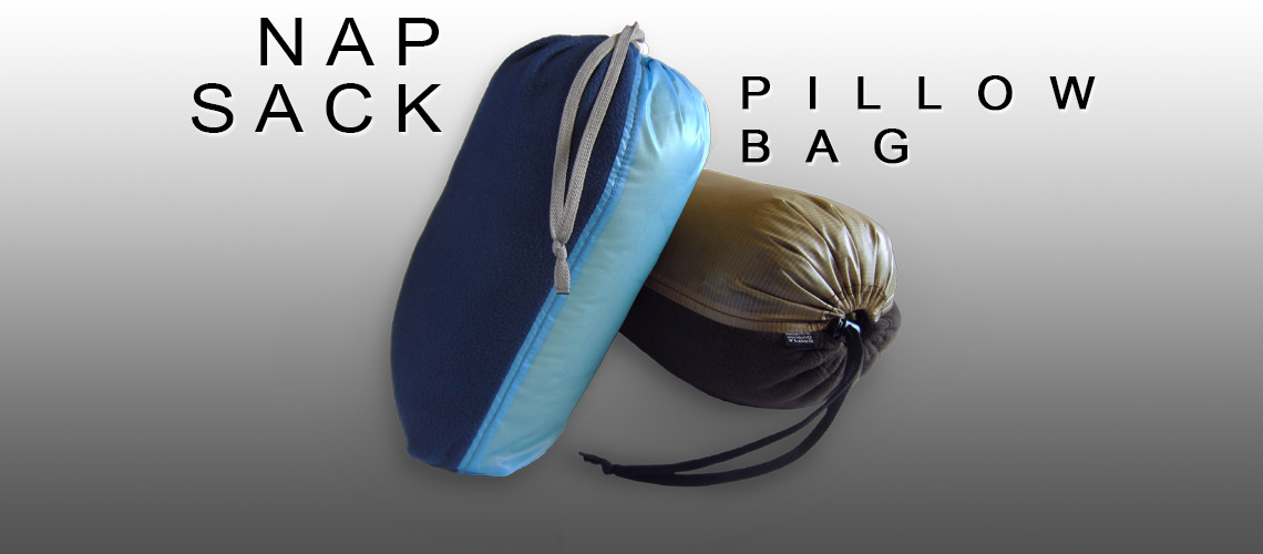 Nap Sack Pillow Bag