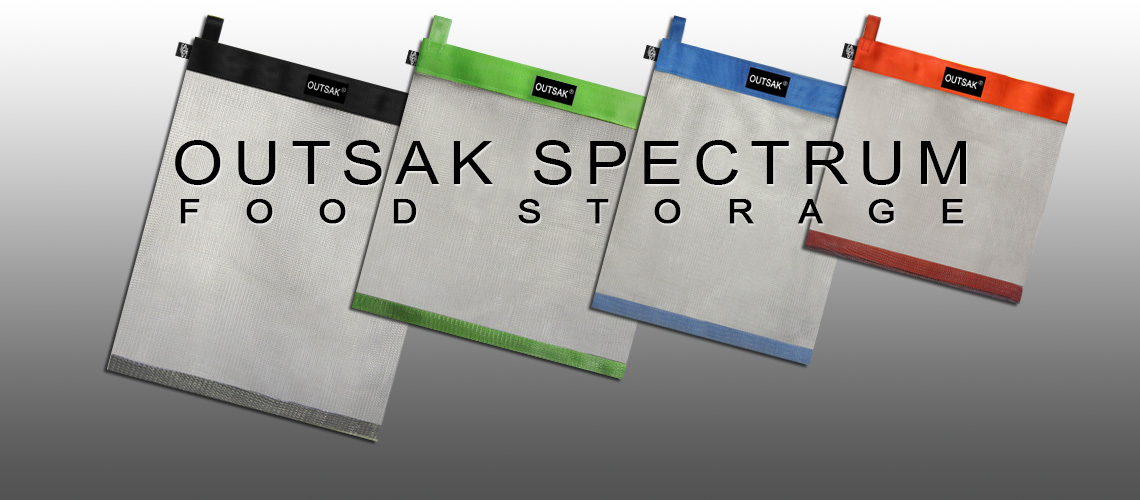 Outsak Spectrum Backpacking Food Storage Bag
